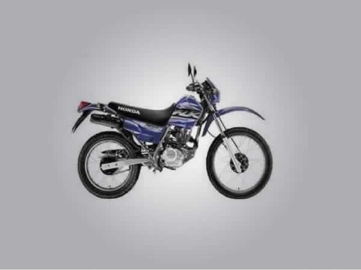 Andradas - MOTOCICLETA/XLR 125 HONDA, ANO: 1997/1997,  COR: VERMELHA, PLACA 0690, CHASSI 0...
