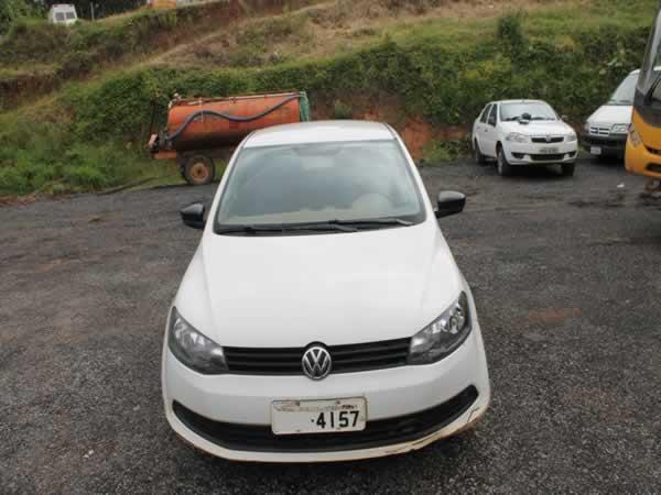 ITEM Nº: 05; Pas/Automóvel, VW Novo Gol 1.0 City; , ANO: 2013/2014, PLACA: 4157, CHASSI: ...