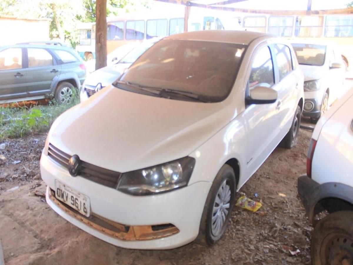 ITEM Nº: 09; Veículo; VW/Novo Gol 1.0, ANO: 2014/2014, PLACA: 9618, CHASSI: 788, COR: bra...