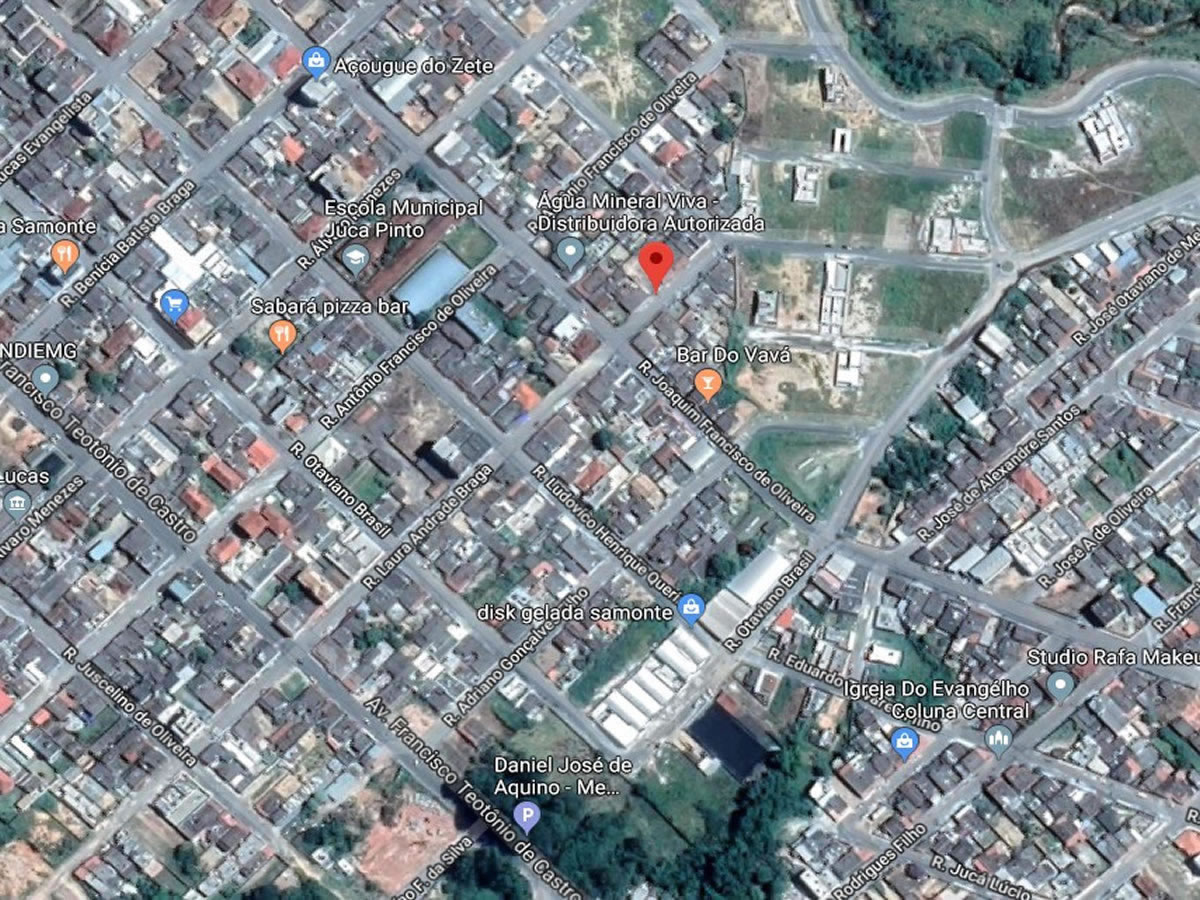 Santo Antônio do Monte - Casa com área 54m², Rua Laura Andrade Braga, 28, São Lucas, Santo...