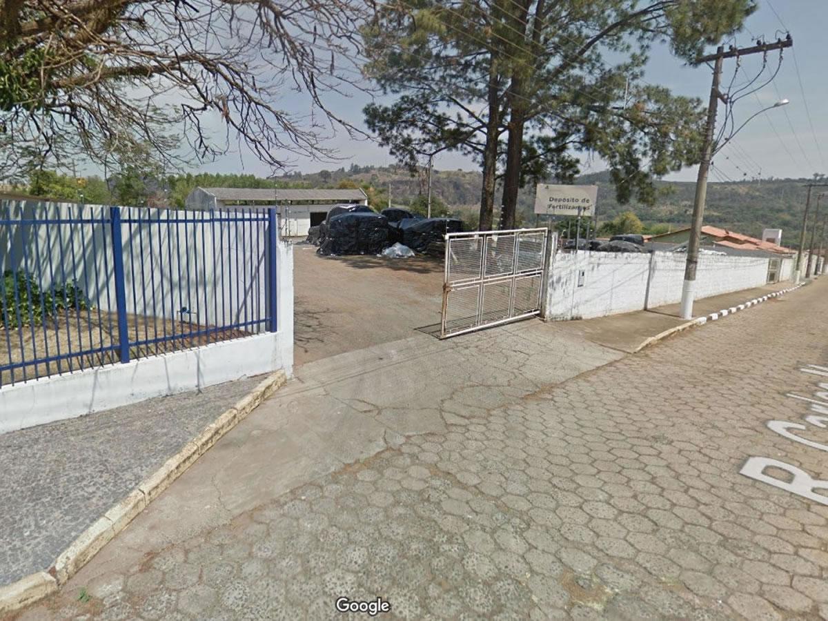 São Sebastião do Paraíso - Lote com 288,75m²,  Lugar denominado chácara Santo Antônio, Lot