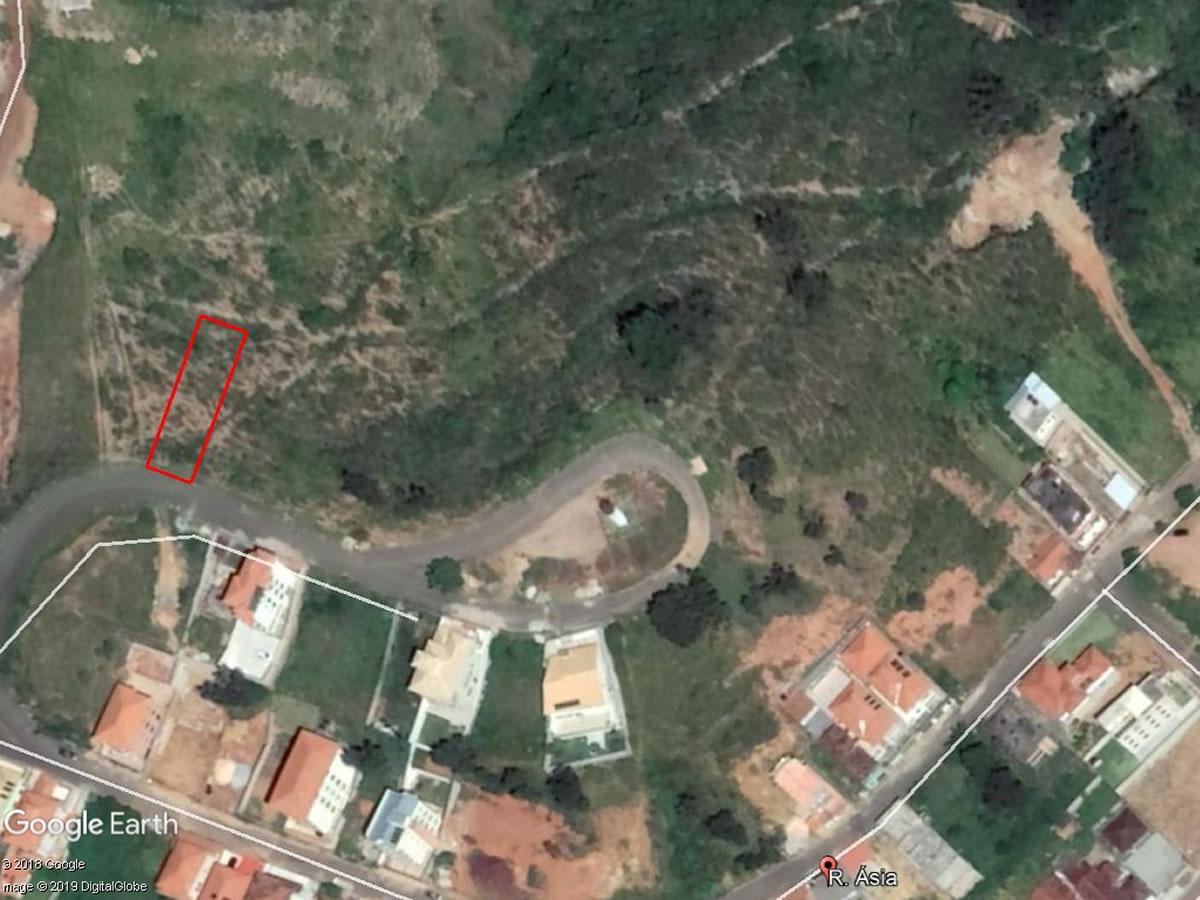 ITEM Nº: 09; Lote de terreno nº. 53 (cinquenta e três), da quadra D, 480,00 m²;