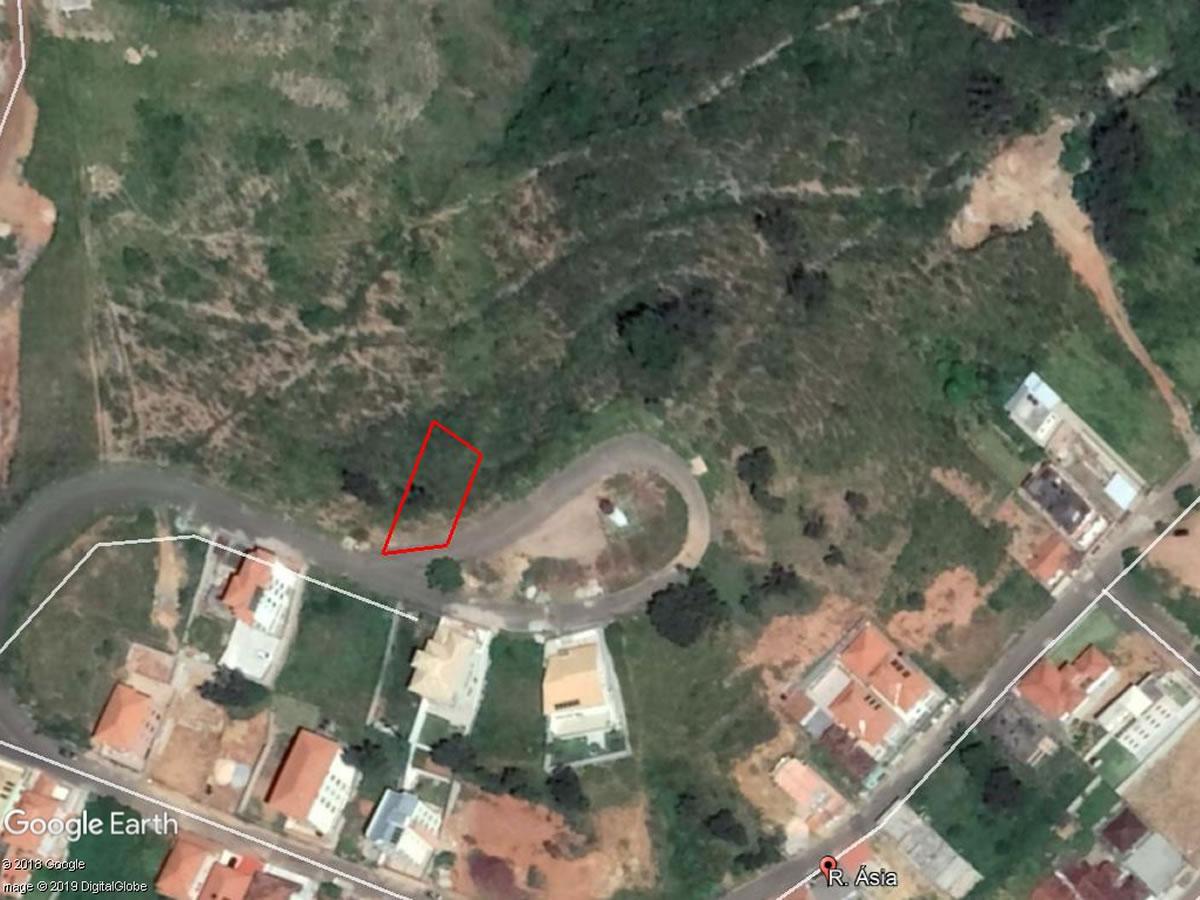 ITEM Nº: 14; Lote de terreno nº. 58 (cinquenta e oito), da quadra D, 479,50 m²;