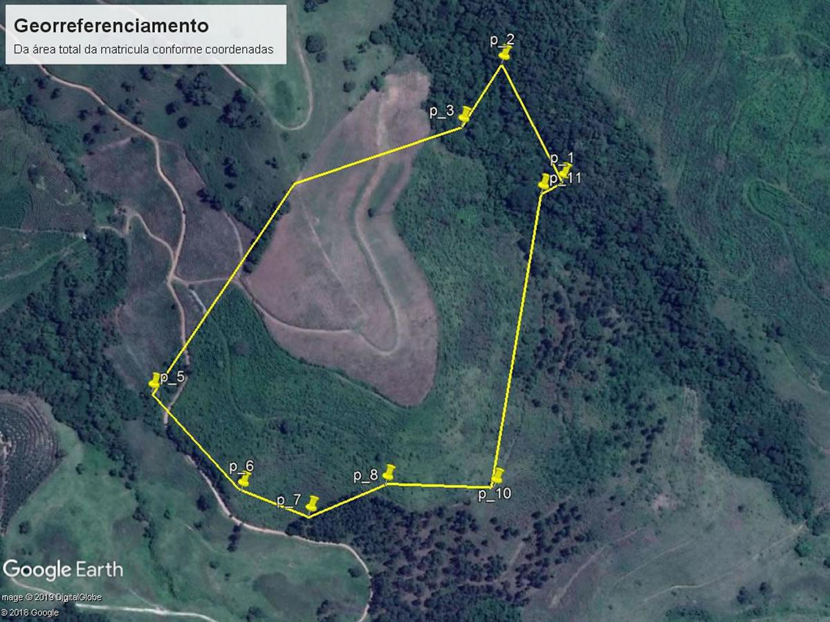Olímpio Noronha - Terreno rural com 1,5Hás, Fazenda Cachoeira, s/n, zona rural, Olímpio No