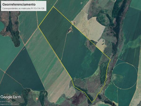 Guarda-Mor - Fazenda com 150,00,00 hectares,  Fazenda Larga dos Pilões, s/n, Lugar denomin