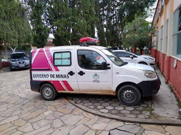 ITEM Nº: 03; Ambulância; Fiat Doblô Rontam Amb, A...