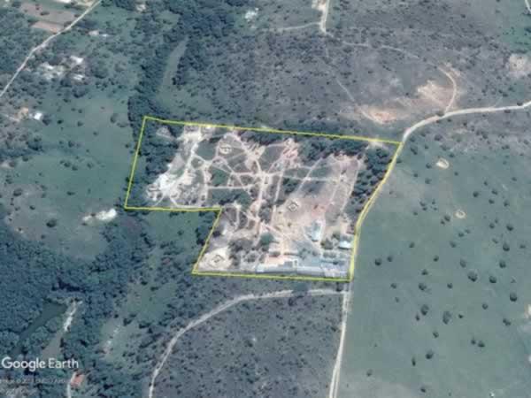 Santo Antônio do Monte - Terreno Rural com área 08,59,80ha,  Fazenda Cachoeira Grande, , ,